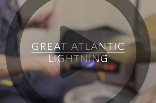Great Atlantic - Lightning - Video