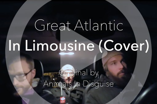 Great Atlantic - In Limousine (Cover) - Video